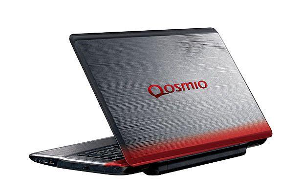 Toshiba Qosmio X770 Gaming Laptop